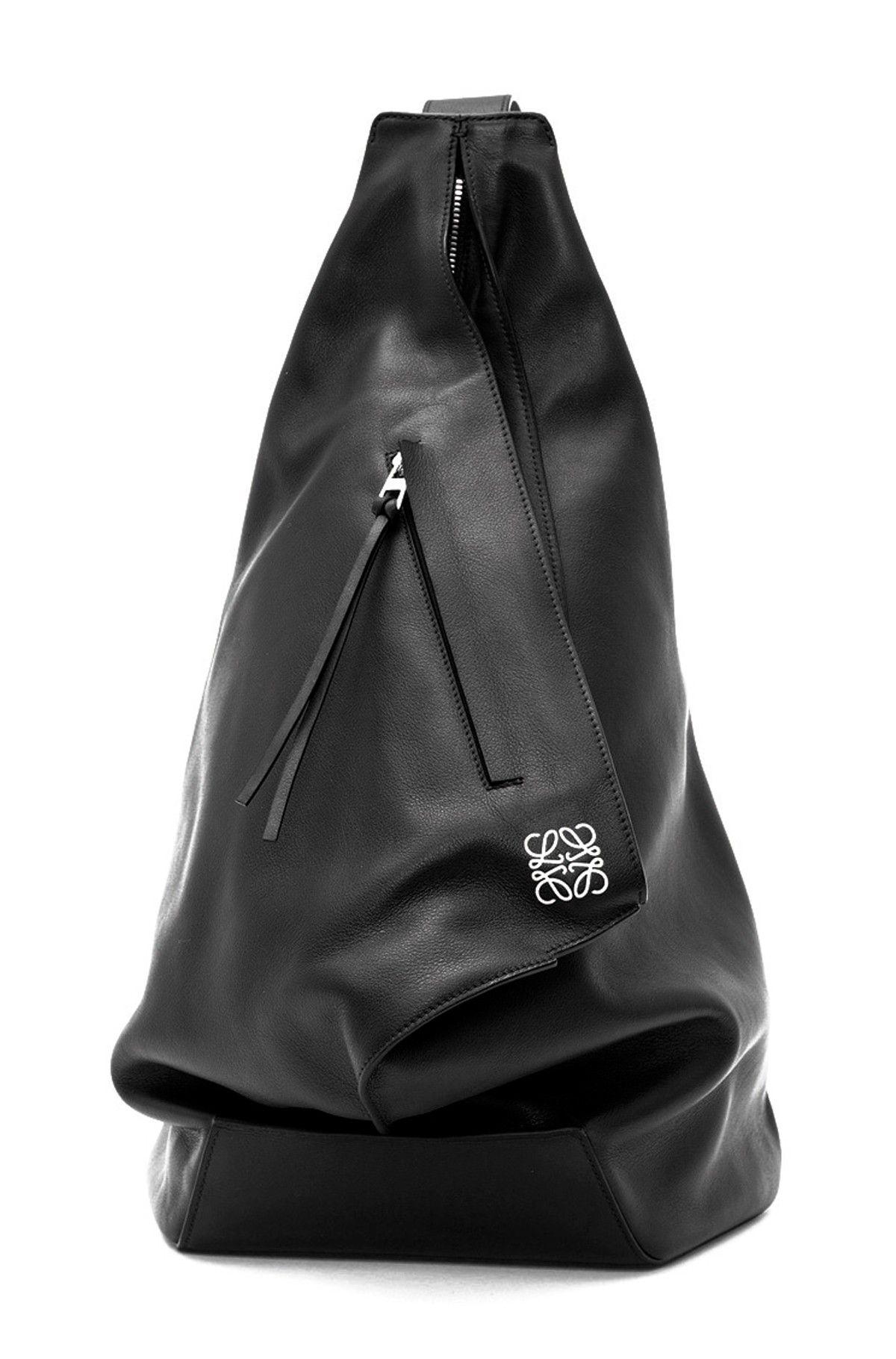 14657bdee108 Loewe Bags - ANTON BACKPACK Black