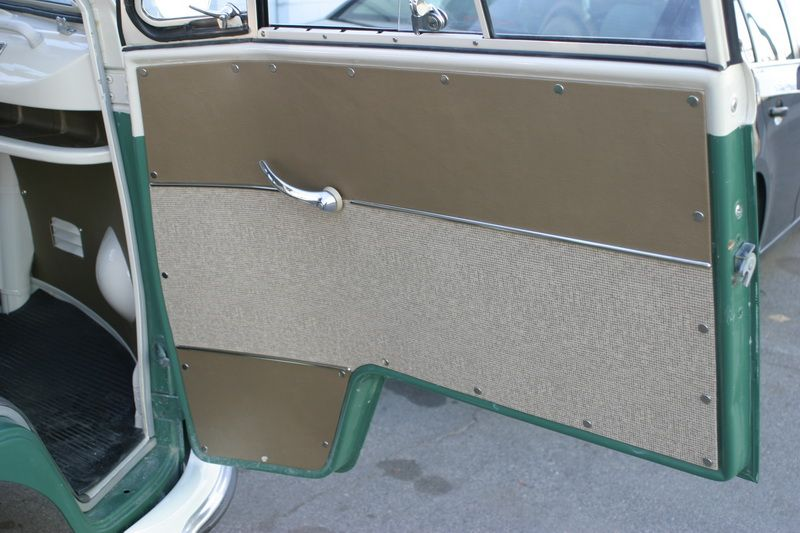 Original Style 1965 67 Vw Deluxe Bus Interior And Upholstery Bus Interior Interior Upholstery