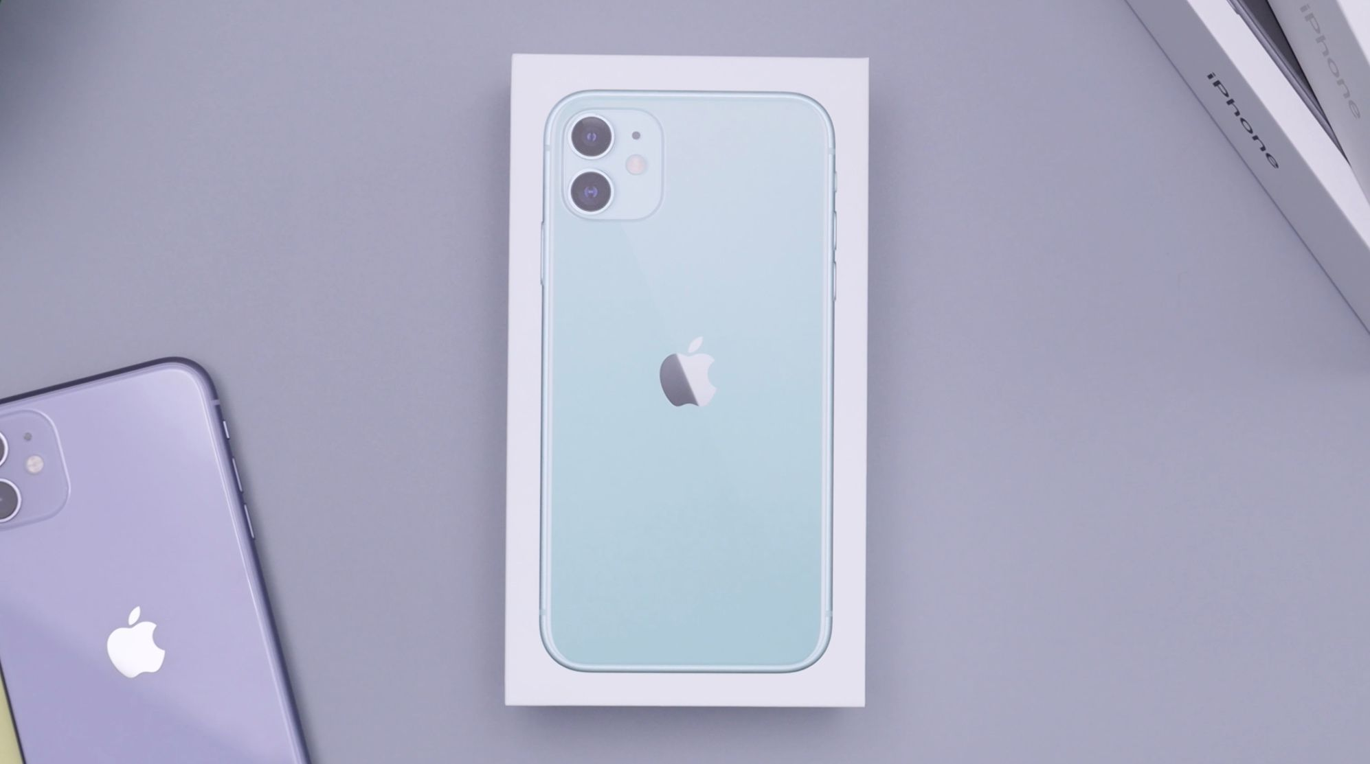 Green Iphone 11 Unboxing And First Impressions Iphone Iphone