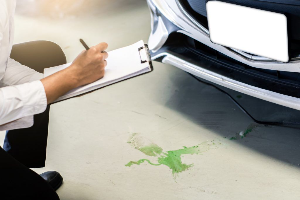 A Guide To The Many Types Of Car Leaks Insurance Navy