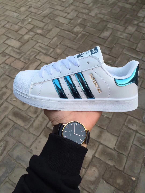 zapatillas adidas brillantes