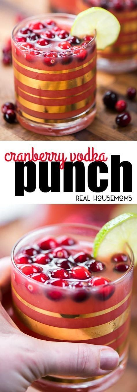 This Cranberry Vodka Punch is perfect for your Holiday parties this year and has a bright flavor that will make your guest happy! via @realhousemoms #vodkapunch This Cranberry Vodka Punch is perfect for your Holiday parties this year and has a bright flavor that will make your guest happy! via @realhousemoms #vodkapunch This Cranberry Vodka Punch is perfect for your Holiday parties this year and has a bright flavor that will make your guest happy! via @realhousemoms #vodkapunch This Cranberry Vo #vodkapunch