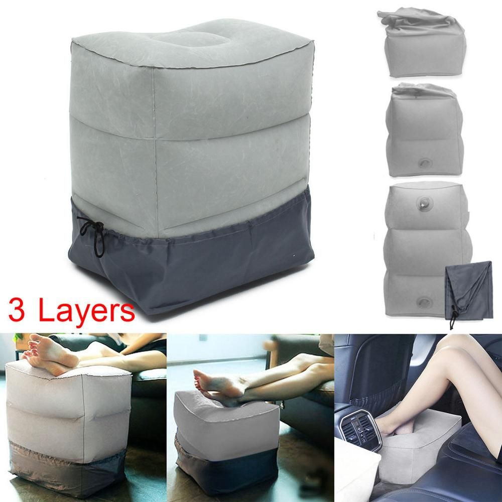 Foot Rest Pillow Portable and