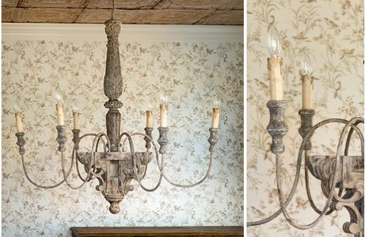 Our stunning vintage chandelier is a antique light fixture with old world charm. Use this chandelier as the focal point of any space. For more visit, www.decorsteals.com OR www.facebook.com