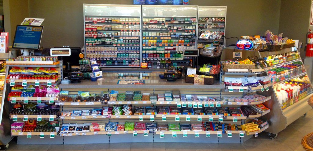 Retail Sales Counters & Checkout Counters for Convenience
