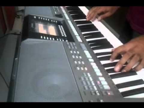 Ye Mera Dil (Don) on Yamaha Keyboard PSR-S910   MUSIC in 2019