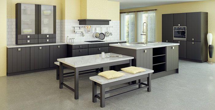 Einbauküchen und Küchenmöbel vom Küchenhersteller Dassbach-Küchen - einbauküchen für kleine küchen