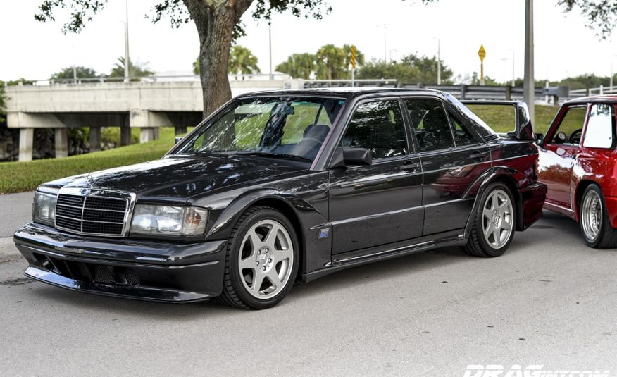 1990 Mercedes Benz 190e Cosworth Evolution 2 Pictures With Images