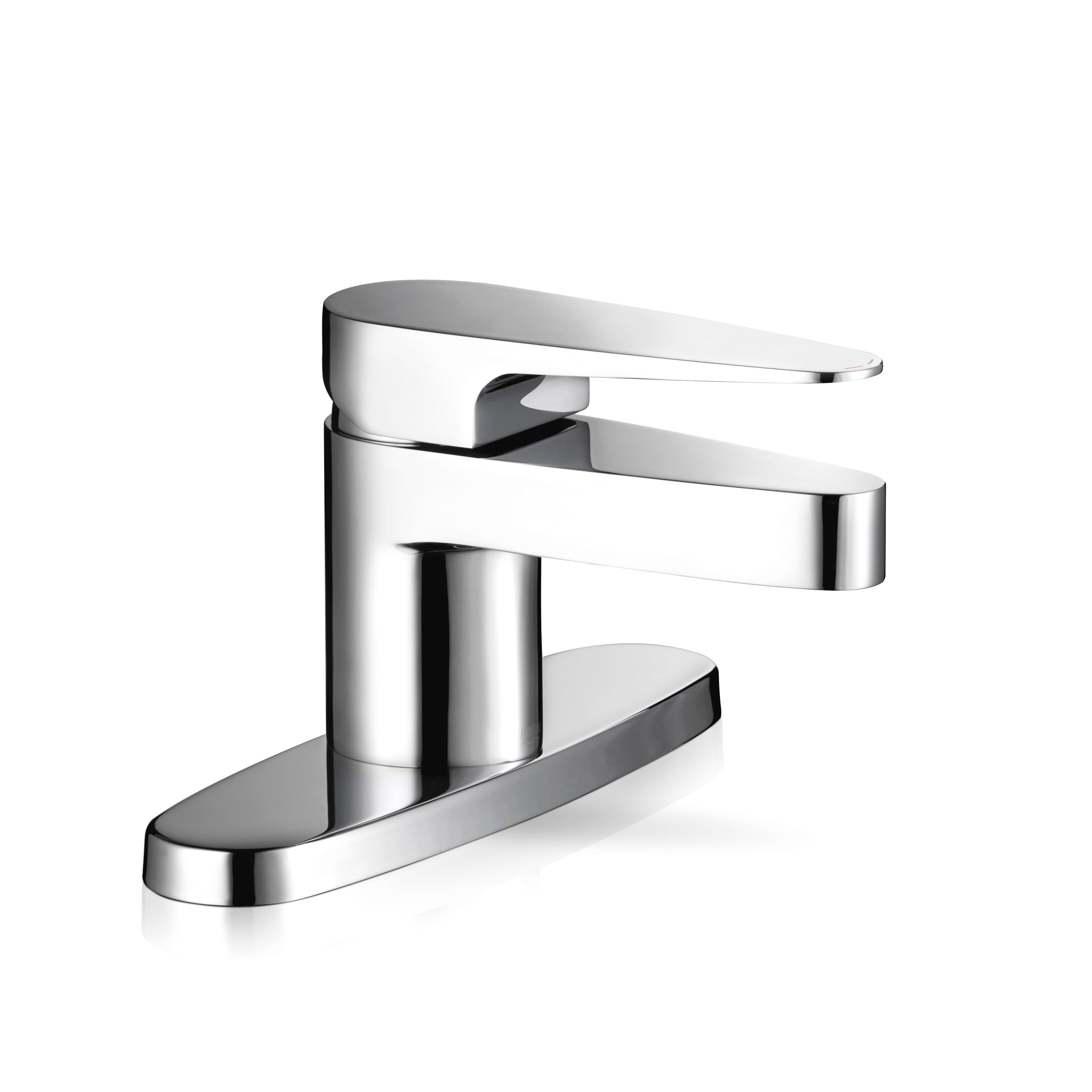 Mira Precision Chrome Bath Mixer Tap | Departments | DIY at B&Q ...