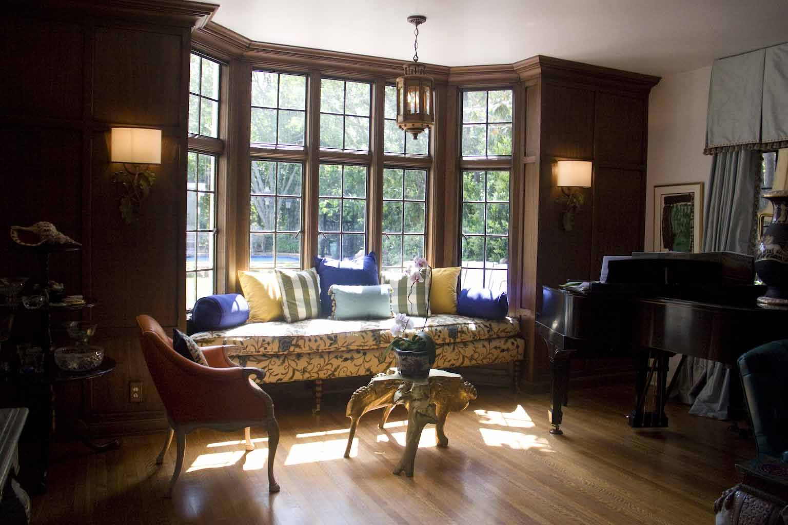 Tudor Revival Interiors 1930's english tudor home design - google search | windows