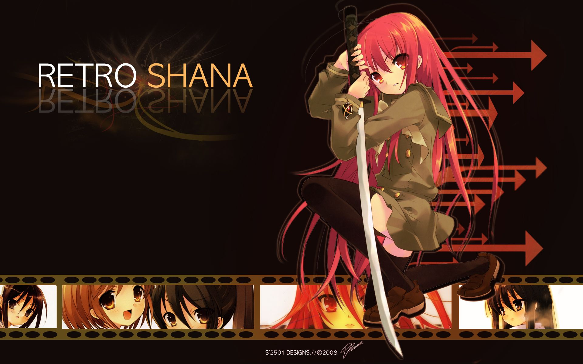 Pin by 幸 清水 on Shakugan no Shana Shakugan no shana