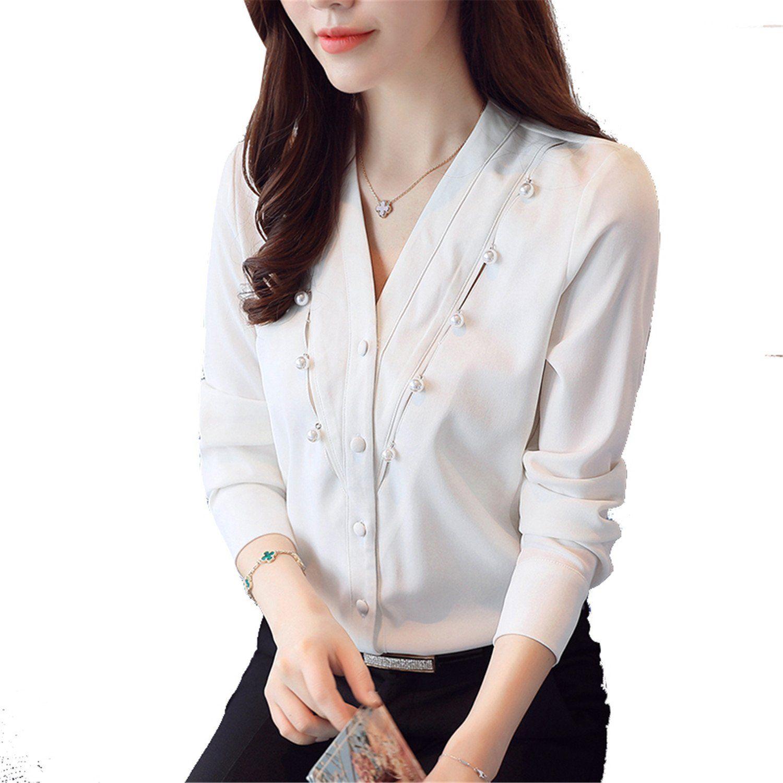 SDHEIJKY Mens Shirts Fashion Slim Long-Sleeve Shirts Casual Solid Color Shirt