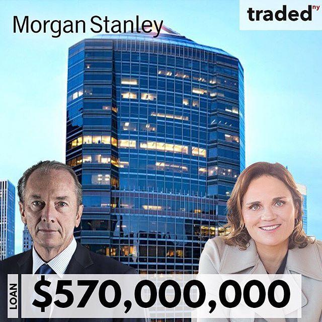 Dating Morgan Stanley