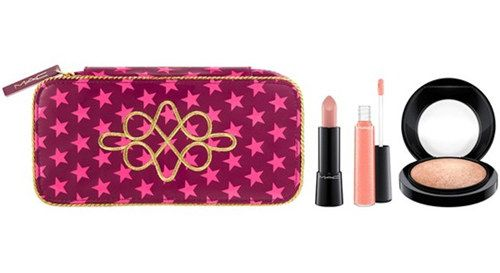 A gorgeous MAC Mineralize kit that comes in a pretty ...