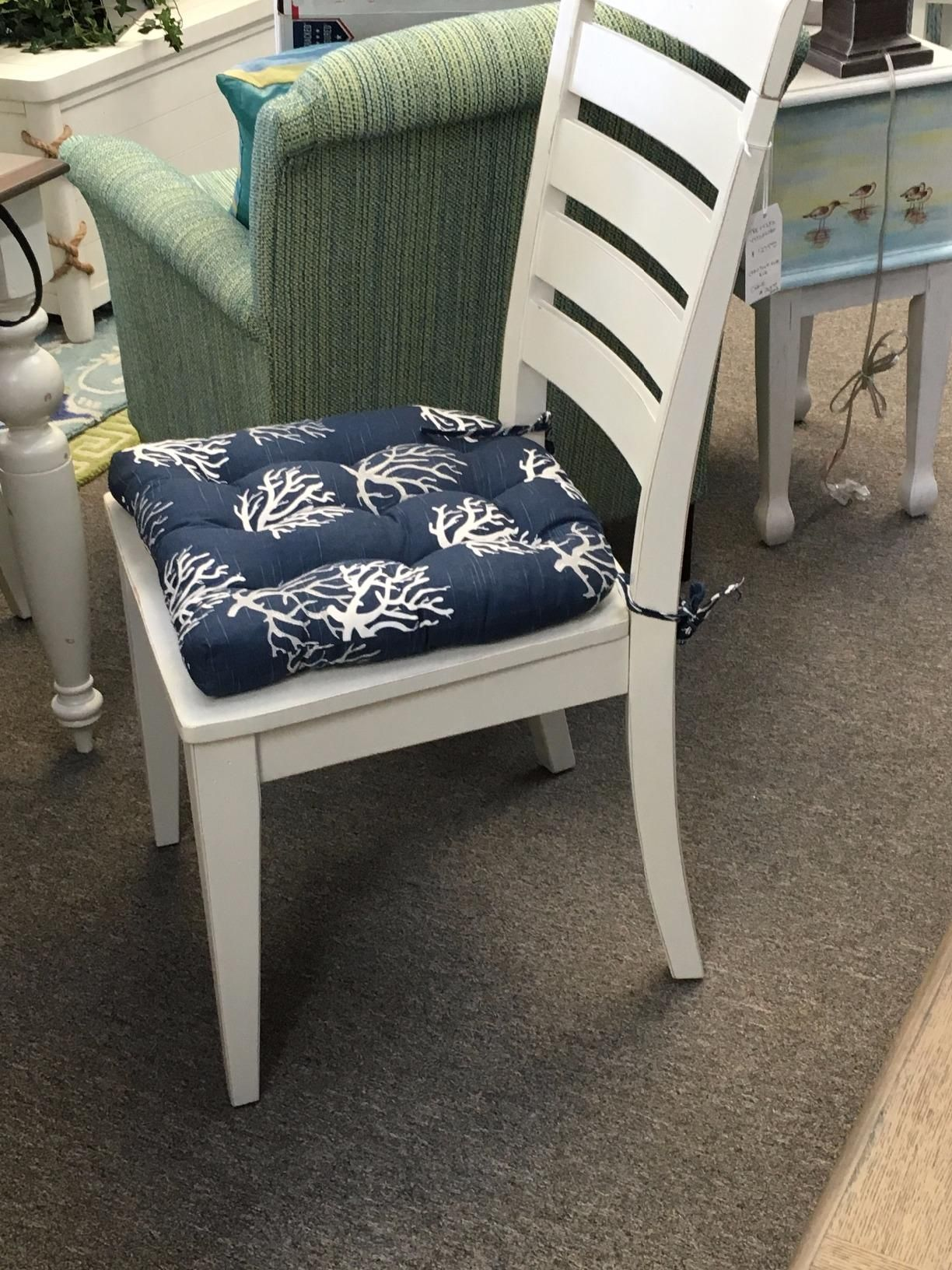 """""""These are beautiful chair pads, very well made and"""