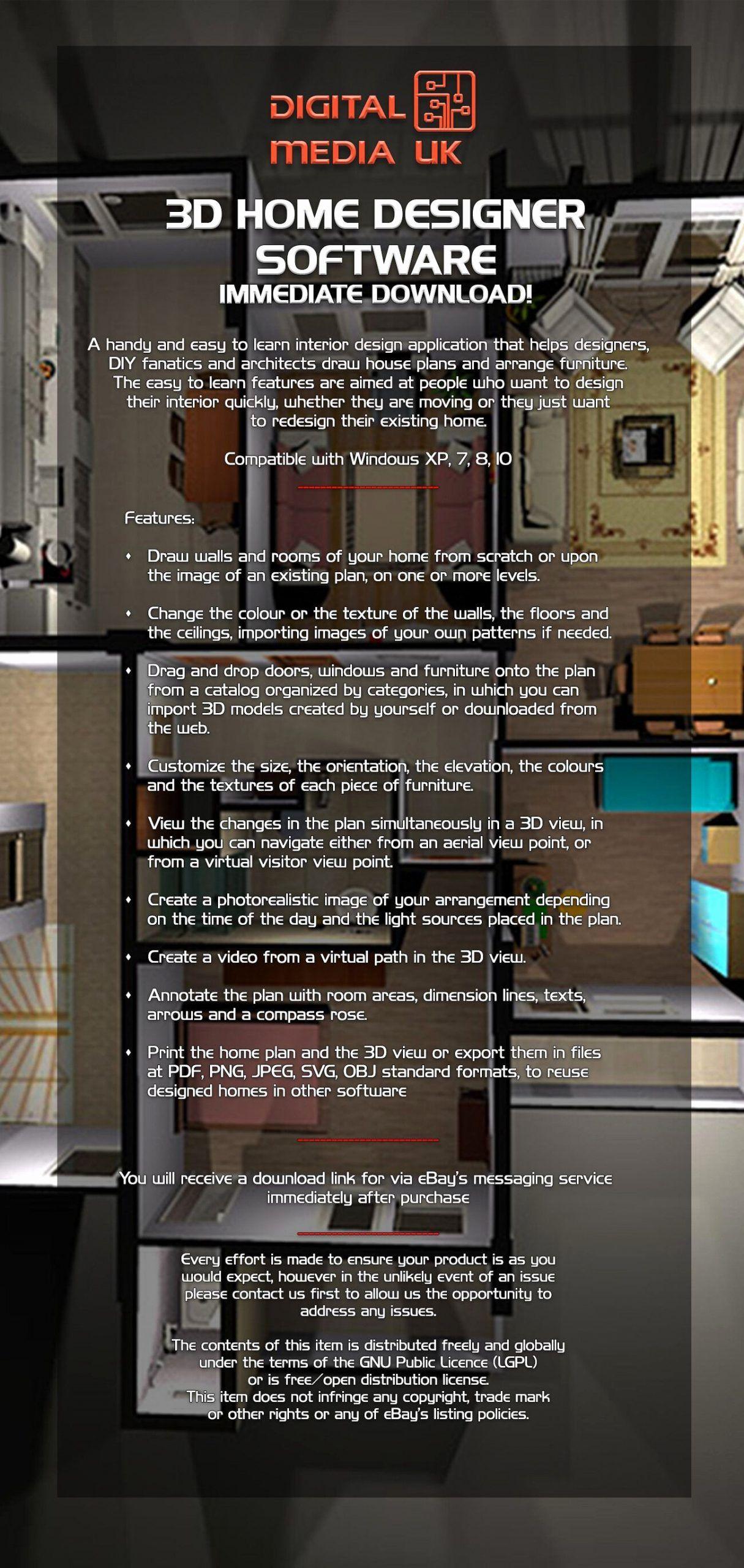 3d Home Design Software Free Download For Windows 7 Beautiful 3d House Plan Design Software Fre 3d Home Design Software Interior Design Software 3d Home Design
