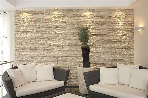 Como Combatir La Humedad En Casa Revestimiento De Piedra Paredes Interiores De Piedra Muros De Piedra Interiores