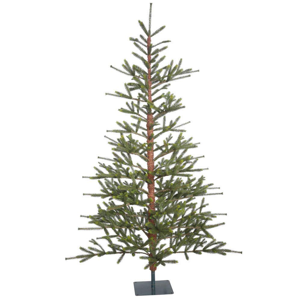 PE/PVC 7 foot Bed Rock Pine Tree: Unlit | Holiday Ideas | Pinterest ...