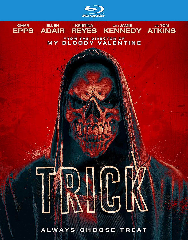 TRICK BLURAY (RLJ ENTERTAINMENT) Amazon movies, Horror
