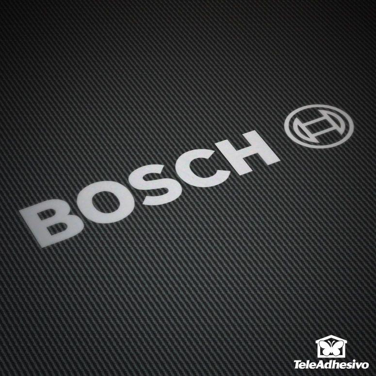 Pegatina Bosch