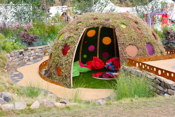 Amazing Kids Garden Decor Garden Ideas For Kids Home Design Ideas - Yard  decorating is just one of the means that one can boost the easy as well as  bare se