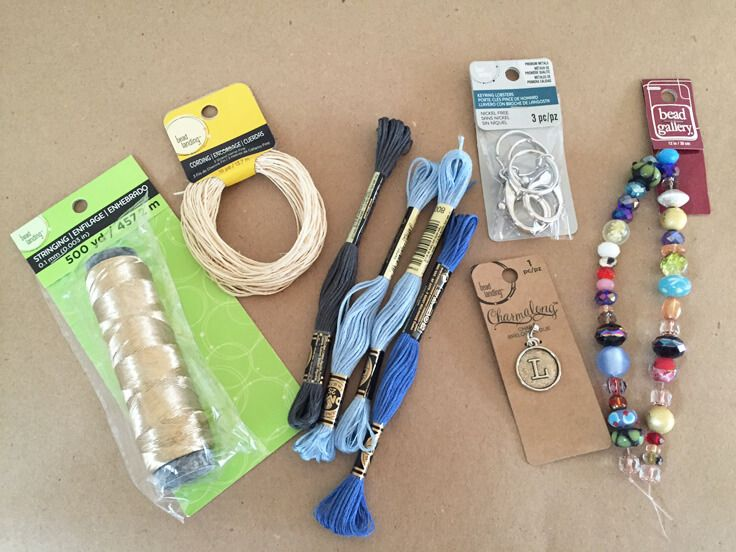 Diy Tassel Keychains An Easy Tutorial And Gift Idea Handmade Keychains Diy Tassel Diy Keychain