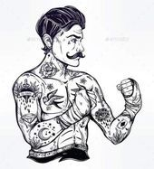 Photo of 35+ trendy ideas for tattoo old school design vintage retro sailor jerry About …