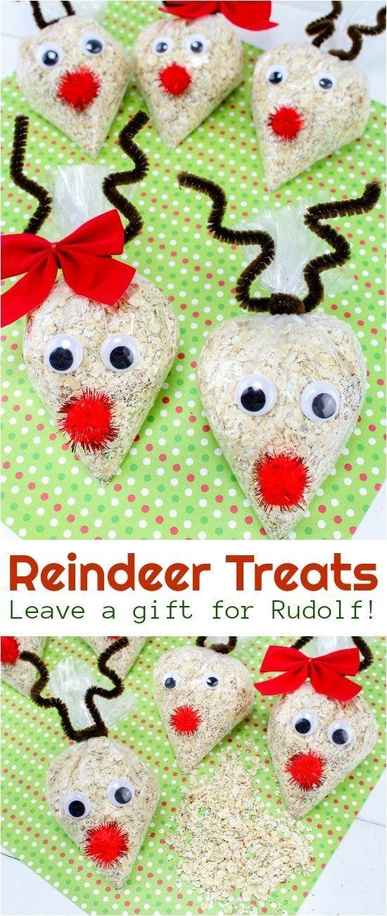 Surprise rudolf with reindeer food on christmas eve forumfinder Gallery