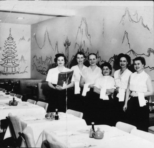 Albert S Restaurant Had The Best Chinese Food Kansas Usa Restaurant History Wichita