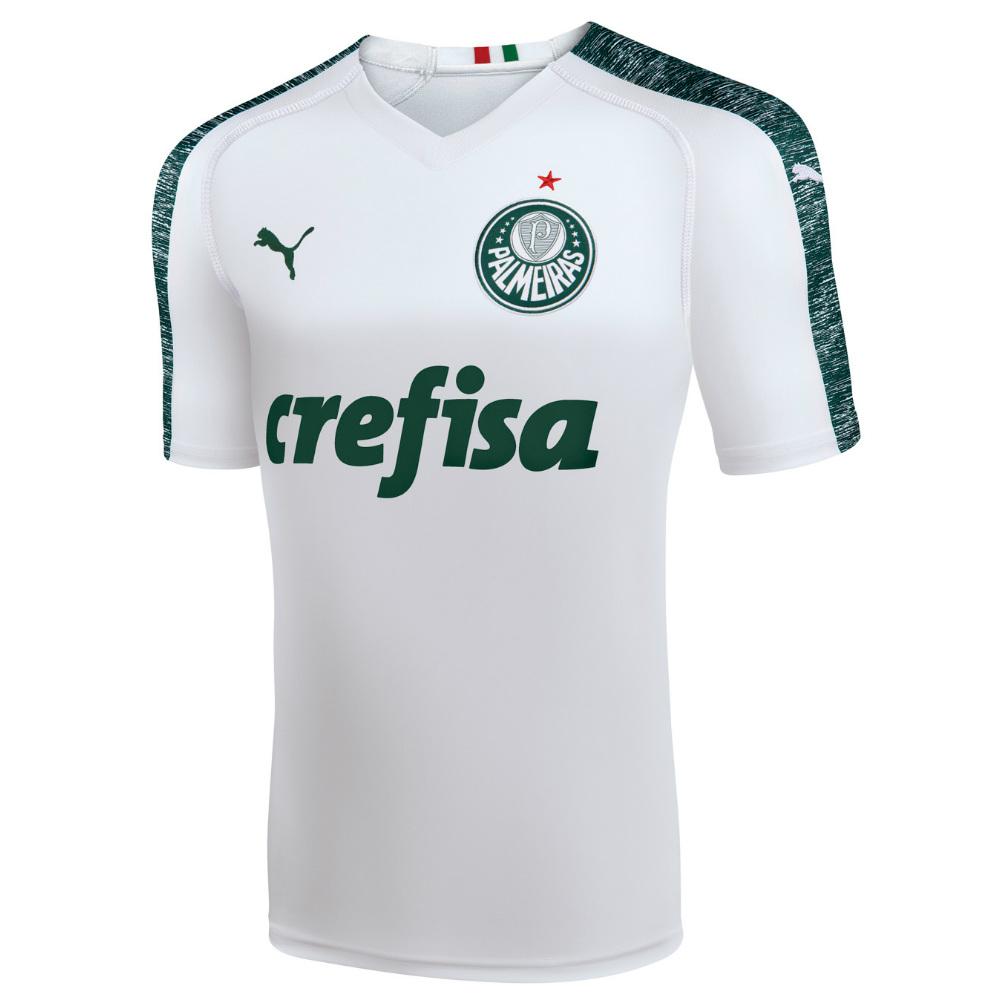 Palmeiras 19 20 Away Men Soccer Jersey Personalized Name And Number Camisas Do Palmeiras Camisetas De Futebol Camisa De Futebol