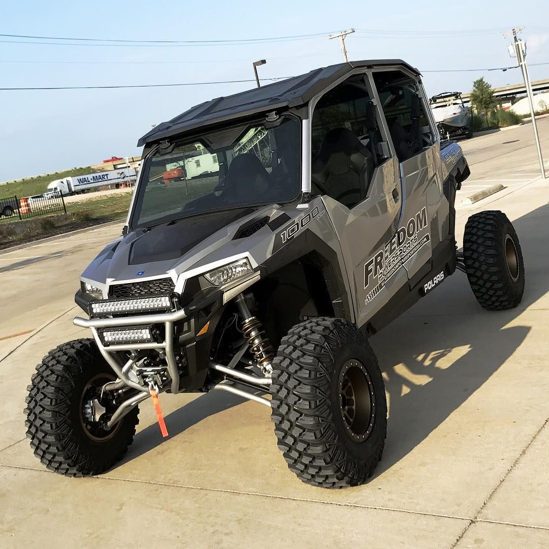 Checkitout Awesome Build By Freedompowersports In Weatherford T Polaris General Best Atv Dune Buggy