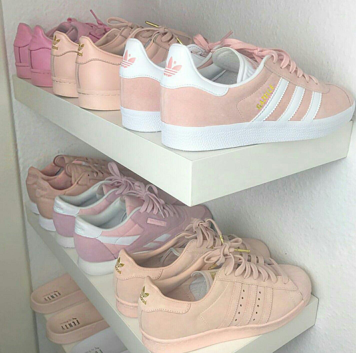 adidas campus donna rosa