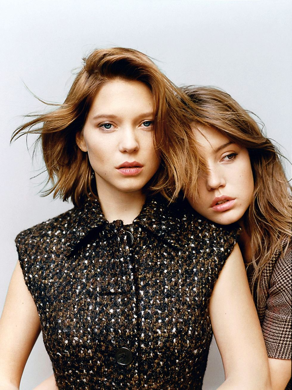 Adele exarchopoulos lea seydoux blue is the warmest color 3