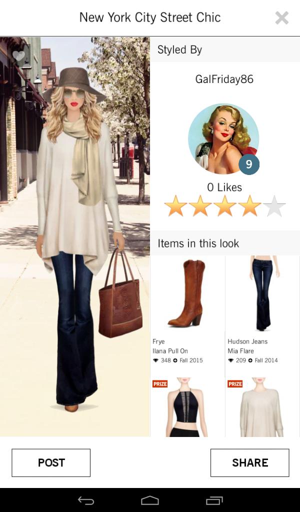 Covet Fashion: New York City Street Chic