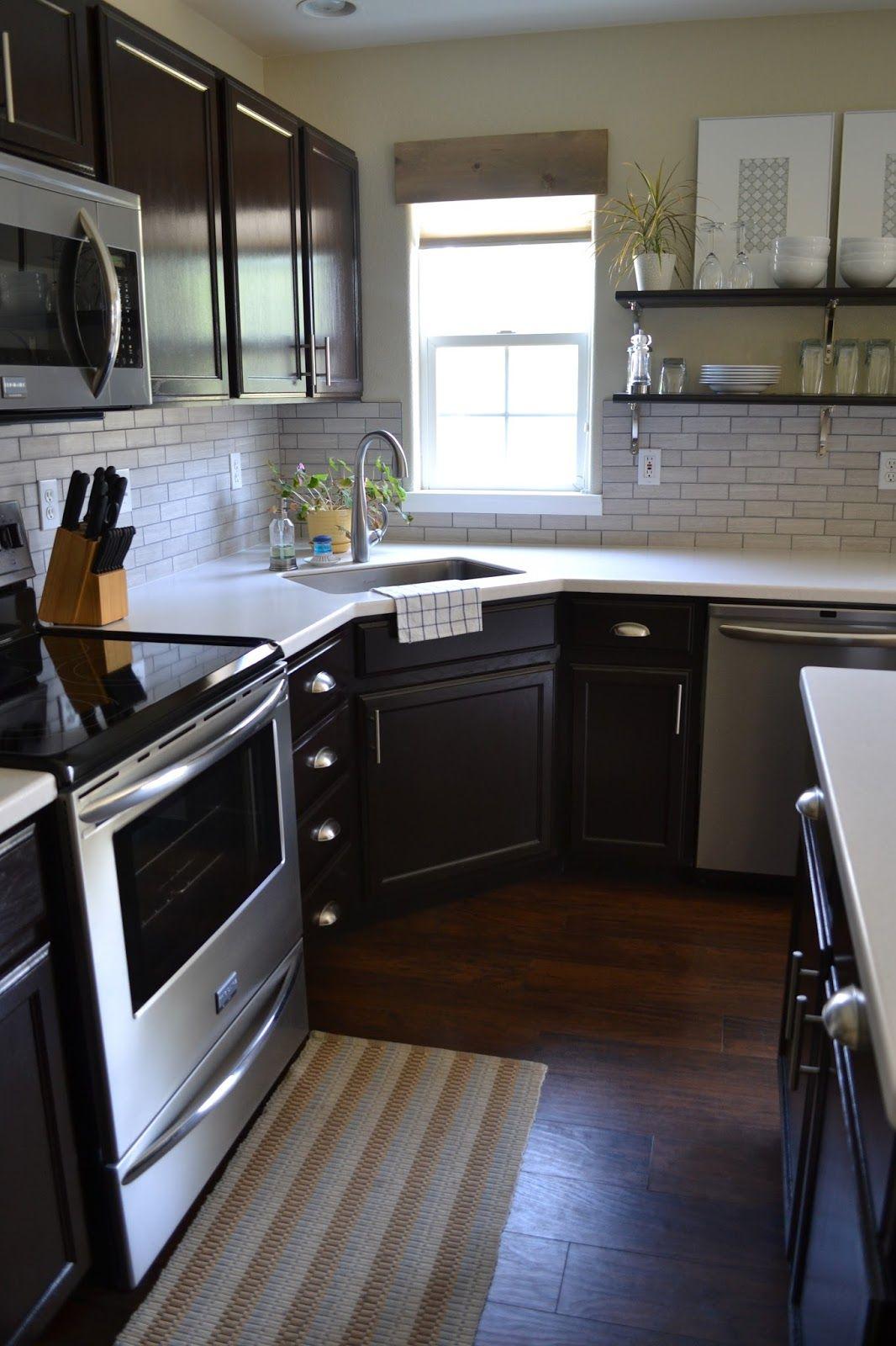 Magenta And Lime Kitchen Reveal Kitchen Sink Remodel Kitchen Sink Design Kitchen Layout