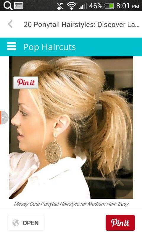 Pin By Aurora Divina On Hair Pinterest Hair Style Hair Tricks