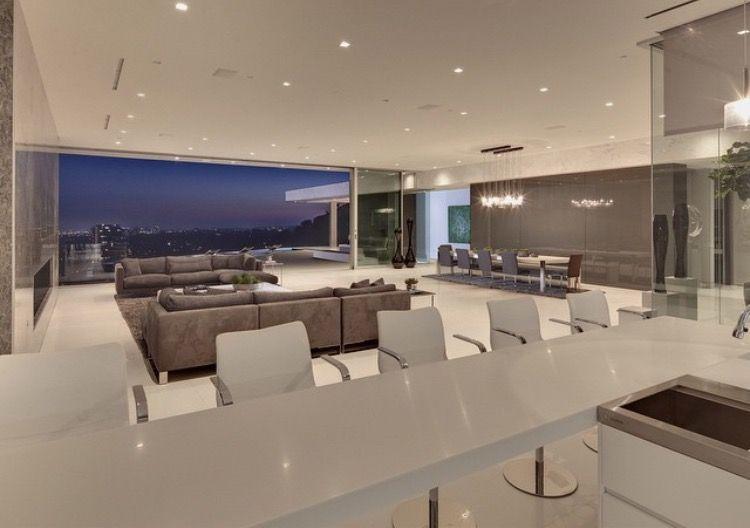 Moderne innenarchitektur einfamilienhaus  Pin von steve auf c | Pinterest