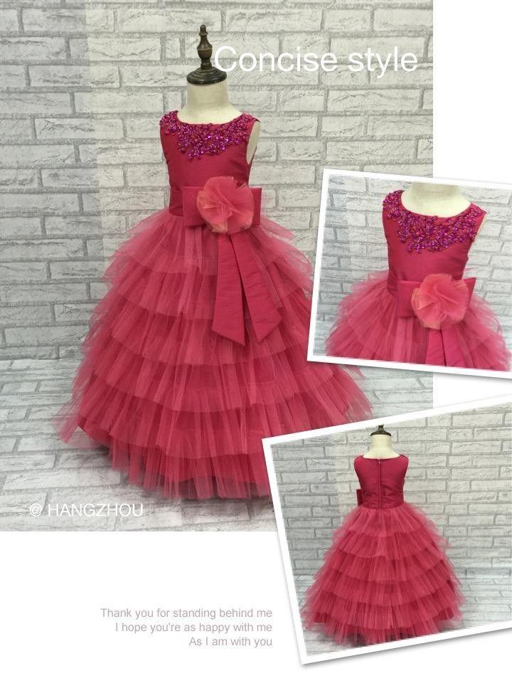 Vestido de baile vestido 2015 novo chegada Carol Pageant vestido para meninas plus size vestidos 5205 em Vestidos de Dama de Honra de Casamentos e Eventos no AliExpress.com | Alibaba Group