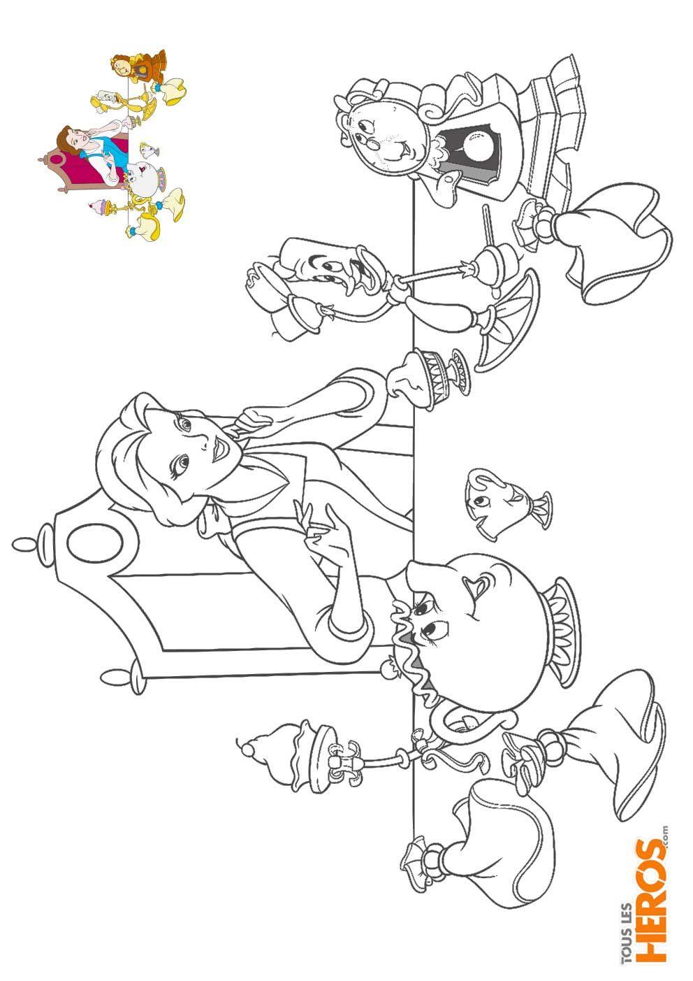 Schöne Ausmalbilder Disney : Cette Semaine Tous Les H Ros Vous Propose D Imprimer Les Coloriages