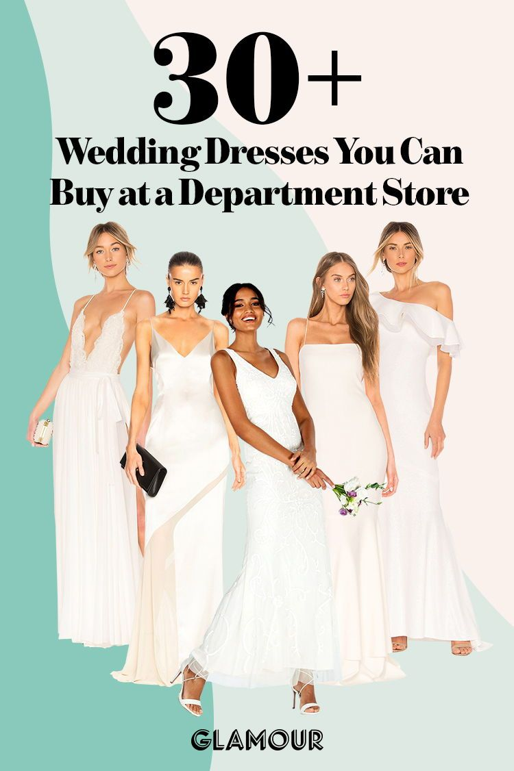 Wedding dresses department stores   Wedding Dresses You Can Buy at a Department Store  Pinterest