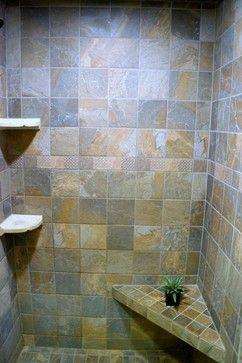 Outstanding Home Flooring Traditional Bathroom Other Metro Beutiful Home Inspiration Semekurdistantinfo