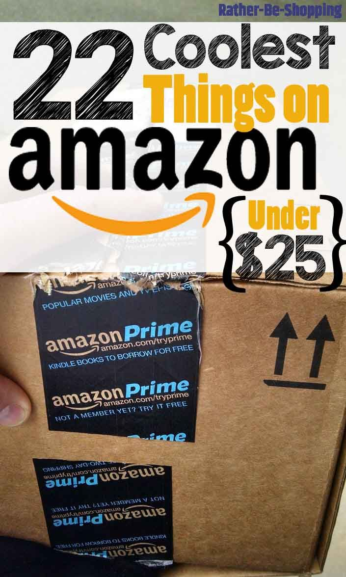 Best Things to Buy on Amazon for Under $25