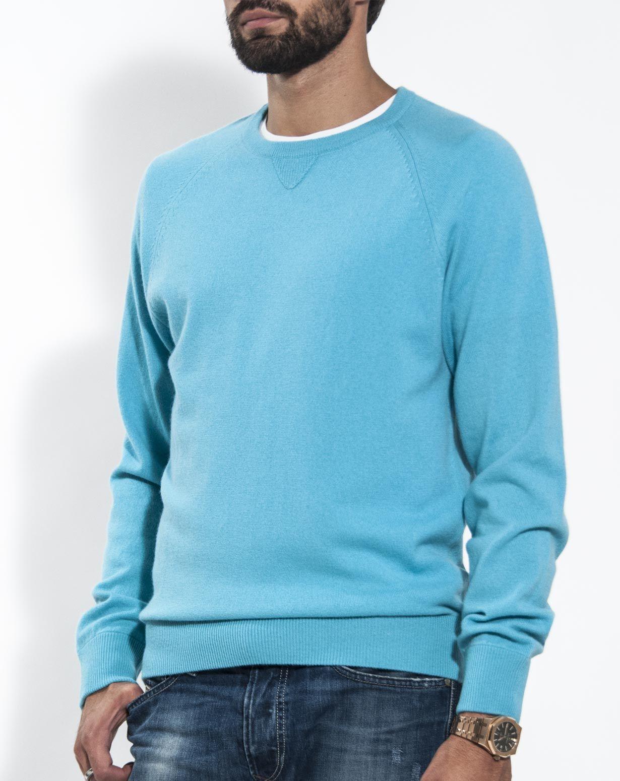 Men S Pure Cashmere Sweatshirt Pure Cashmere Mens Sweatshirts Men Sweater [ 1550 x 1230 Pixel ]