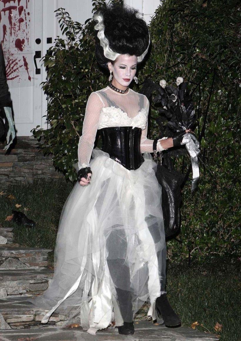 Kate Beckinsale As The Bride My Monsters Pinterest Halloween