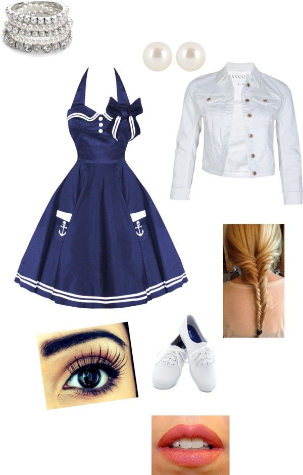 """""""The Vintage Look"""" by mylifeisawesomenot ❤ liked on Polyvore"""