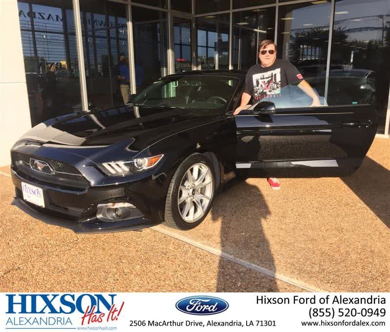 Happybirthday To Timothy From Randall Thompson At Hixson Ford Of