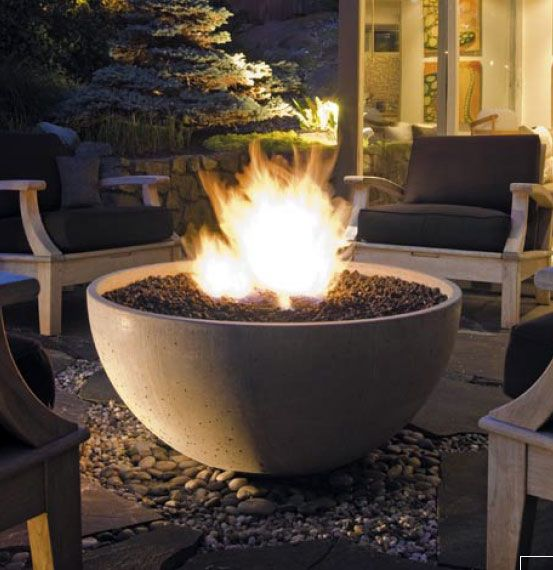 Solus Decor Hemi 36 Inch Fire Bowl Our Price 2 995 00 Backyard Remodel Outdoor Fire Outdoor