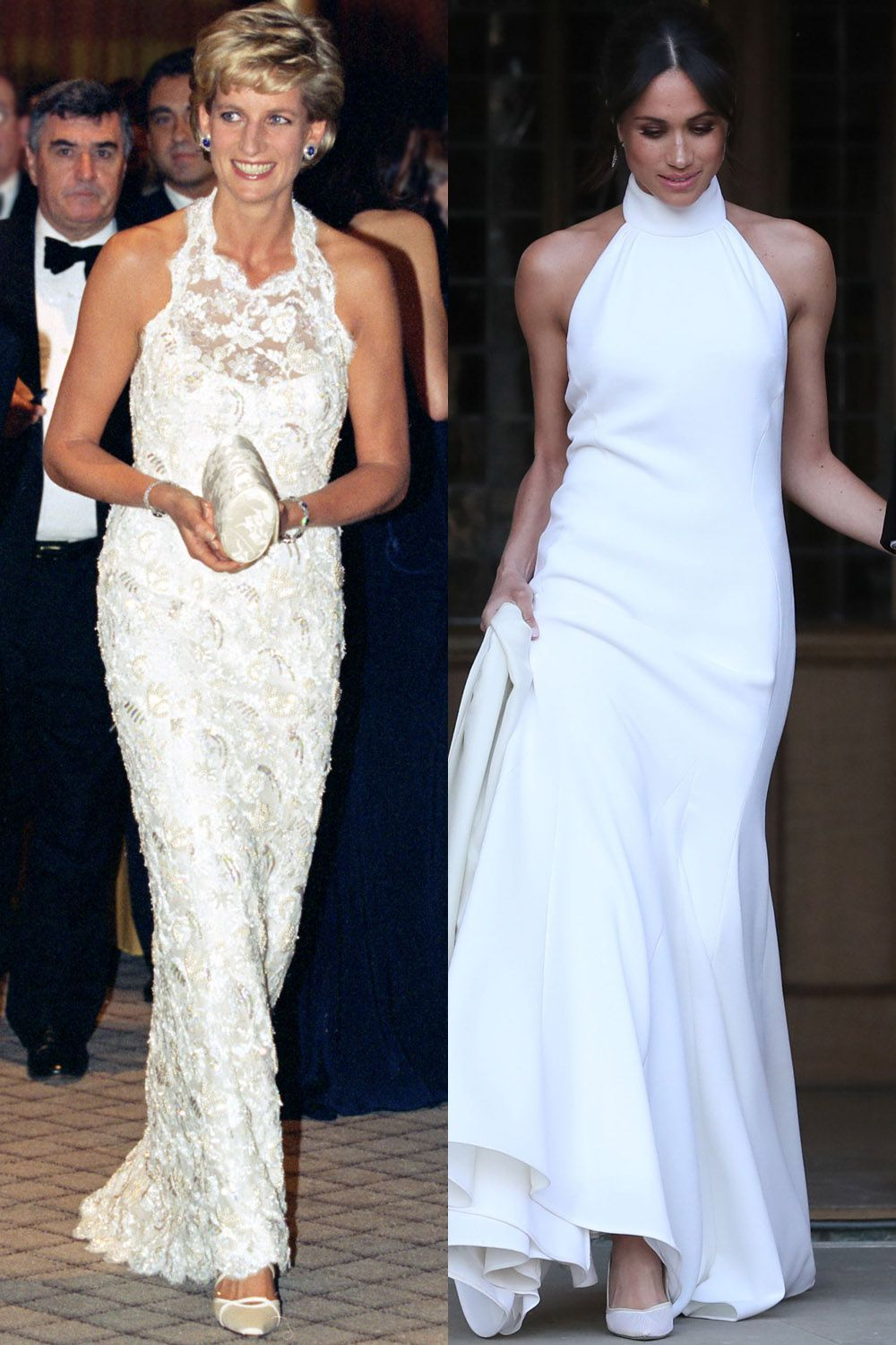 how meghan markle is honoring princess diana at the reception wedding dresses unique princess diana fashion princess diana how meghan markle is honoring princess