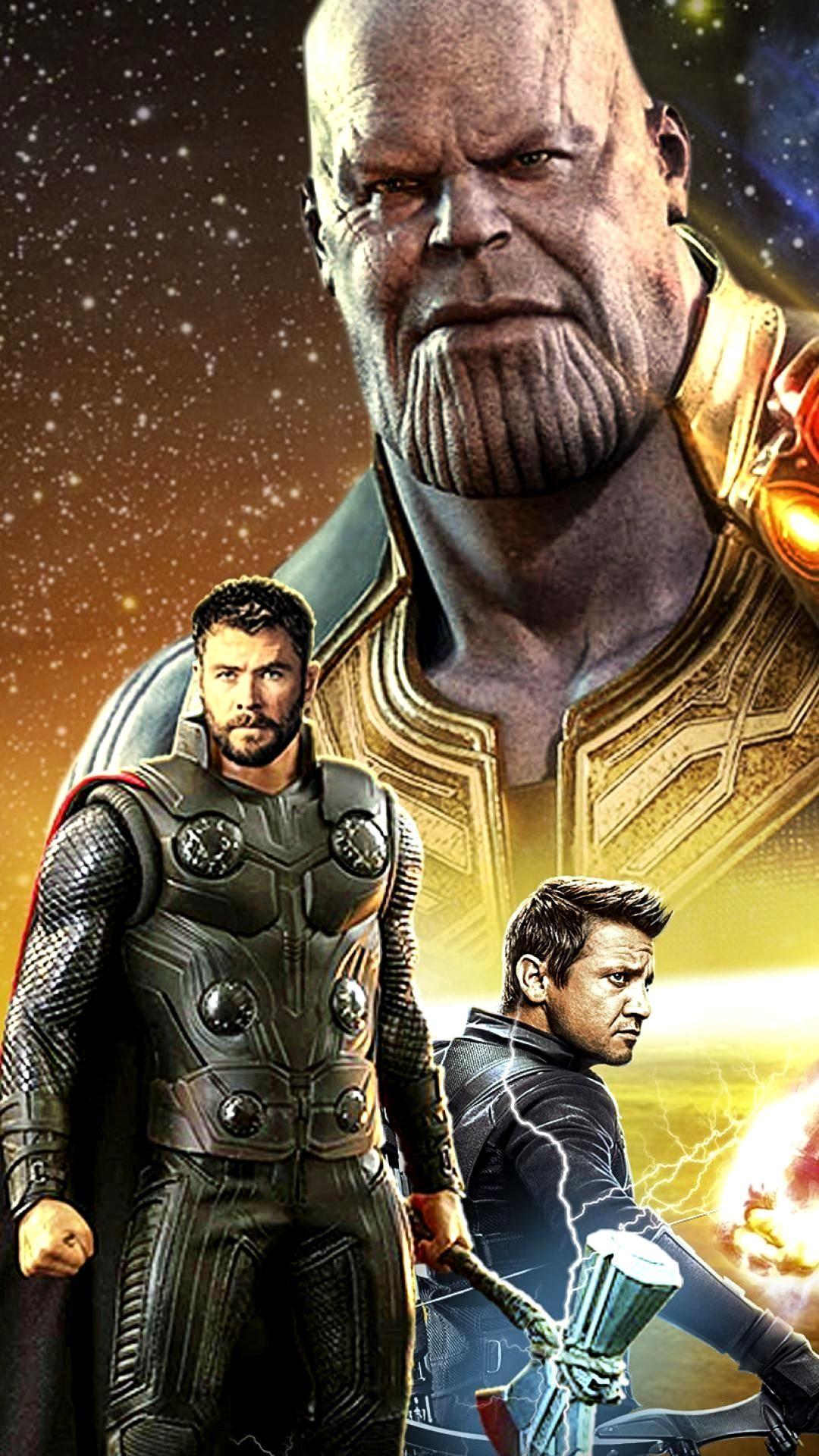 Avengers Endgame Wallpaper 4k Mobile Ideas Di 2020 Avengers