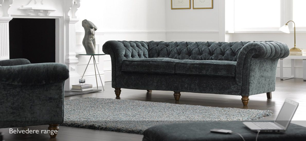 belvedere chesterfield from sofa chesterfield. Black Bedroom Furniture Sets. Home Design Ideas